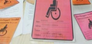 Contrassegni invalidi falsificati
