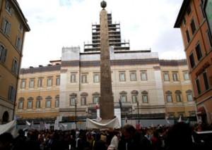 Piazza Montecitorio