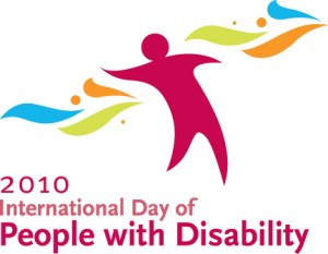 2010 International Day of People with Disability