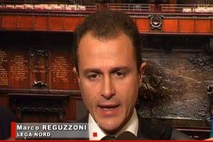 L'Onorevole Marco Reguzzoni