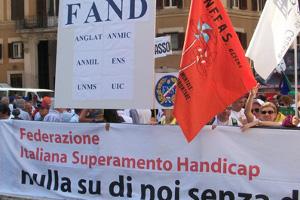 Manifestazione FISH e FAND