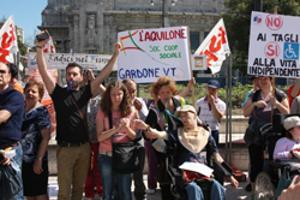 Manifestazione del 13 giugno 2012 a Milano