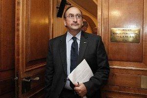Felice Belisario, Capogruppo IdV al Senato