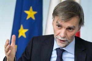 Il sottosegretario alla Presidenza del Consiglio Graziano Delrio