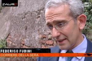 Federico Fubini, articolista del Corriere della Sera, intervistato a Ballarò