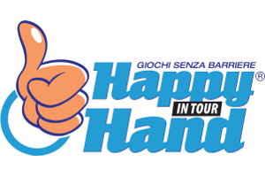 Happy Hand in Tour - Giochi senza barriere