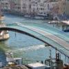 Ponte di Calatrava: l'ovovia divenga un monumento