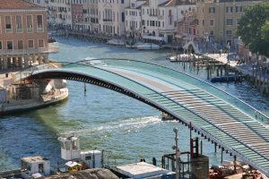 Ponte della Costituzione a Venezia