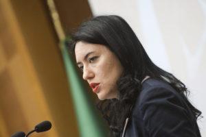 LUCIA AZZOLINA MINISTRA DELL'ISTRUZIONE
