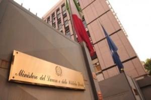 Sede del Ministero del Lavoro e delle Politiche Sociali