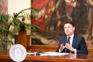 Conferenza stampa del Presidente Conte - 26/04/2020